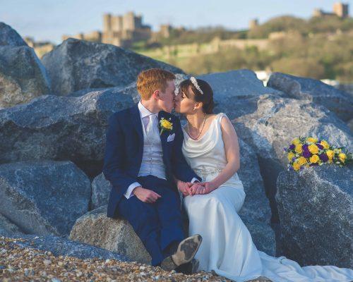 wedding at dover marna hotel