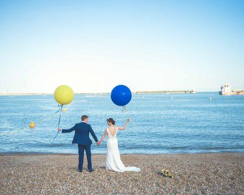 wedding at dover marina hotel
